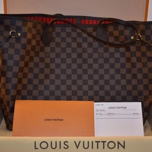 Authentic LV 2019 Neverfull GM